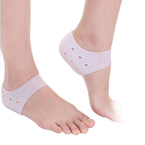 Free Shipping 2Pcs Feet Brace   Support Foot High Heel Protection Protective Sleeve Insoles Pain Relief Feet Foot Care For Shoes