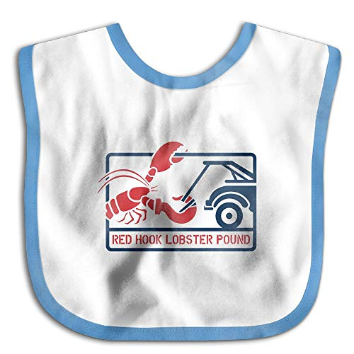 Maine Lobster Comfortable Soft Baby Bibs Baby Bandana