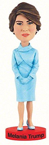 Royal Bobbles Melania Trump Limited Edition Inaugural Version Bobblehead NUMBERED