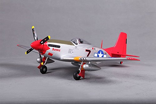 FMS P51 V2 Red tail RC Airplane 4CH 800mm (31.5