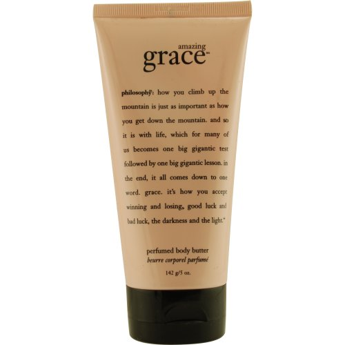 Philosophy Amazing Grace Body Butter, 5 Ounce - Grace Body Butter