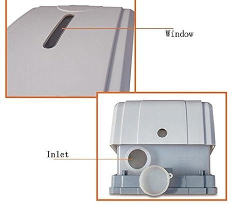 Sensor automático desinfección Esterilizador gran capacidad dispensador de jabón Máquina de la desinfección: Amazon.es: Hogar