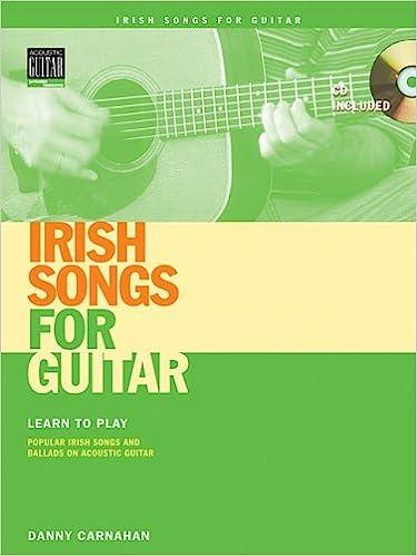 Amazon com: Irish Songs for Guitar: Learn to Play Popular