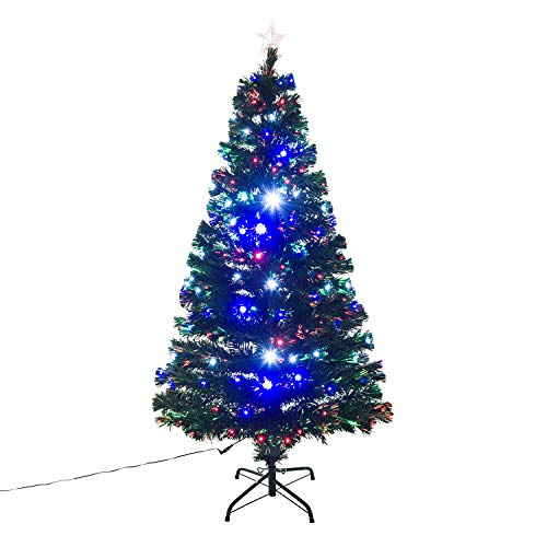 Fibre Optic Tree With Led Lights in US - 7