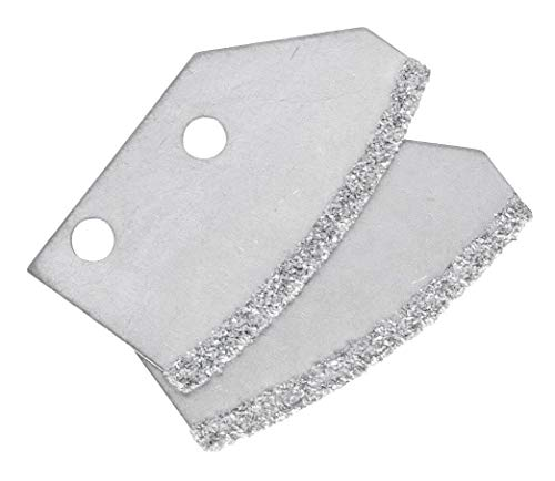 QEP 75011Q Professional Carbide Grout Saw Replacement Blades 2 Count