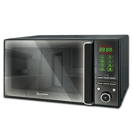 Schneider SMW223, Negro, LCD - Microondas: Amazon.es: Hogar
