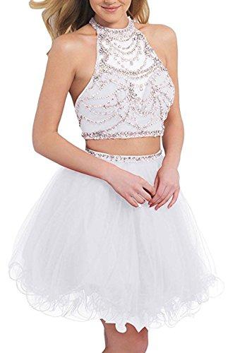 Damen Linie Fanciest Weiß Kleid A XZTq8wBx1