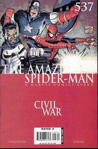 Download Amazing Spider-man #537 (Civil War) (The War at Home Part 6) ebook