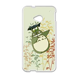 Classic Case My Neighbor Totoro pattern design For HTC ONE M7 Phone Case