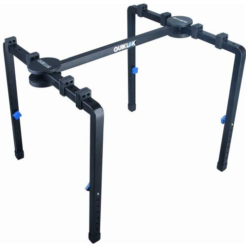 Quik Lok Large, Heavy Duty Multi-Function T Stand ()