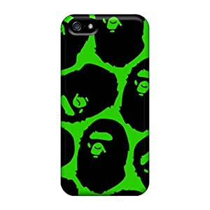 Protection Cases For Iphone 5/5s / Cases Covers For Iphone(bape)