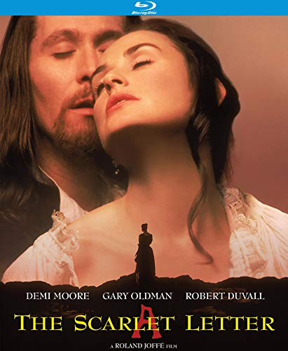 The Scarlet Letter (Special Edition) [Blu-ray]