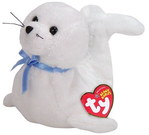 Ty Icing - Seal (White Baby Seal)