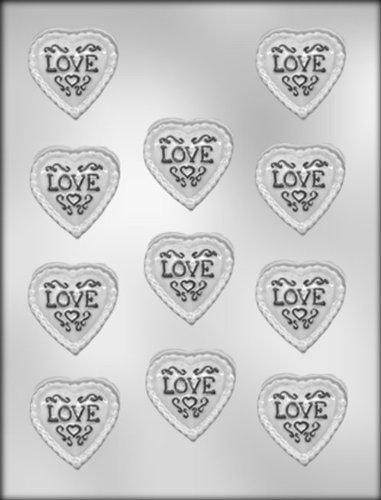 CK Products Lacey - Cojín con forma de corazón Love ...
