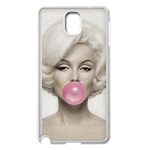 Samsung Galaxy Note 3 Phone Case White Marilyn Monroe VGS6023106