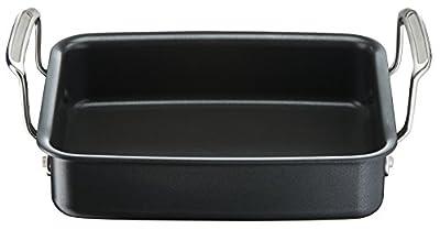 Tefal J1399544 Jamie Oliver Italian Mini Roaster Pan, Black