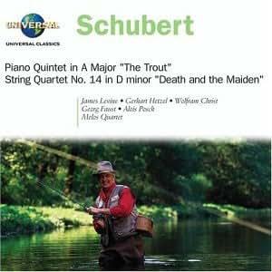 Schubert: Trout Quintet / String Quartet No. 14 - Death and the Maiden