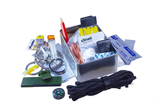 LIMITLESS-EQUIPMENT-MARK-1-Survival-Kit-UK-MADE-pocket-size-pro-level-contents-40-items-inc-Emergency-LED-fishing-gear-fire-making-firecord-and-much-more