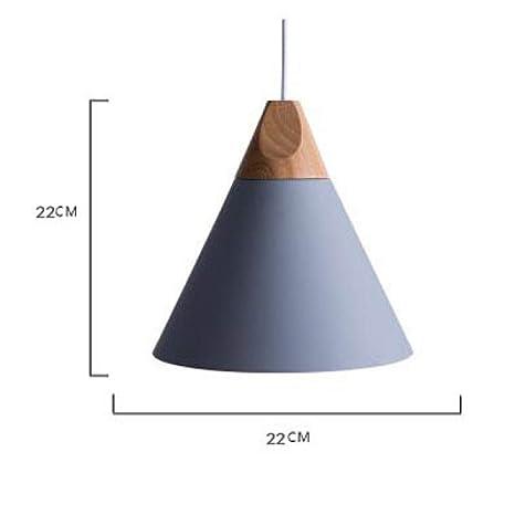 Luces colgantes Lámpara bar de para pétalos singulares Luces uFlTJK1c3