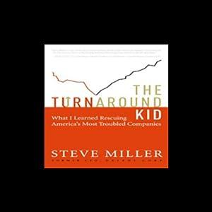 The Turnaround Kid Audiobook