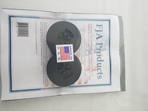 FJA Products Universal Typewriter Ribbon Twin Spool Black 1/2'' Ribbon by FJA Products  (Image #3)