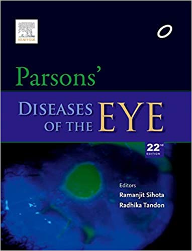 Parsons Eye Book
