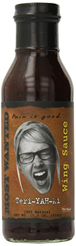 Pain Is Good Teri-Yah-Ki Screaming Wing Sauce, 13.5 Ounce