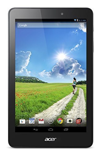 Acer Iconia One 8 Tablet, 8-inch HD, Intel Atom Z3735G, 1GB DDR3L, 16GB Storage, Android KitKat, B1-810-11QT (Acer 8in Tablet)