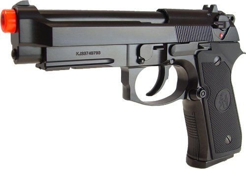 kjw m9 tactical ptp airsoft gas blowback - special government edition(Airsoft Gun)