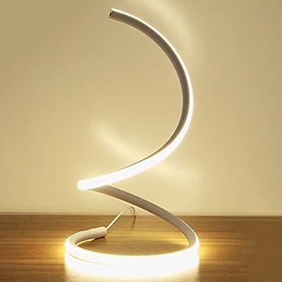 Lámparas de Escritorio Lámpara de mesa creativa LED Lámpara de ...
