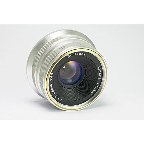 7artisans 25mm F1 8 APS-C Frame Manual Focus Prime Fixed