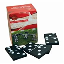 Redwood BB-OG202 Giant Outdoor Dominoes Game