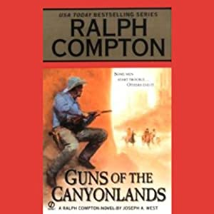 Guns of the Canyonlands Audiobook