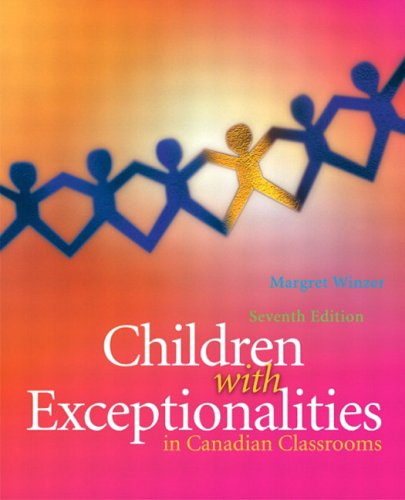 Download Children with Exceptionalities in Canadian Classrooms pdf epub