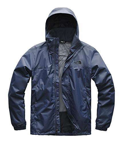 The North Face Men's Resolve 2 Jacket - Shady Blue & Shady Blue - XL ()