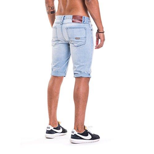 Rocawear Uomo Pantaloni / Shorts Relax Fit