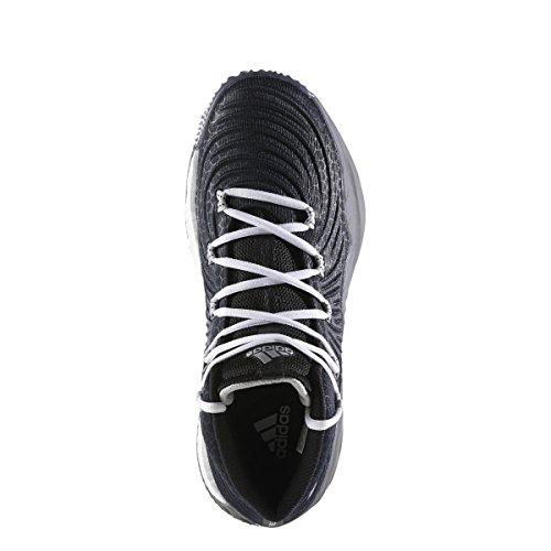 Adidas Loca Explosiva 2017 Zapato De Color Gris Metálico-sólido De Baloncesto Negro Y Plata De Los Hombres Envío gratuito Encuentra muy bien FmmG0bAALd