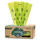 Pogi's Poop Bags - 500 Bags for Pantries - Large, Earth-Friendly, Scented, Leak-Proof Pet Waste Bags (Single Large Roll)