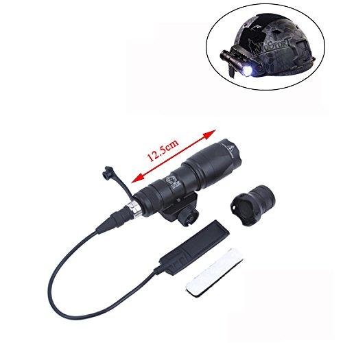 Night evolution NE04001 MINI Flashlight LED With Mount For (Evolution Mini Button)