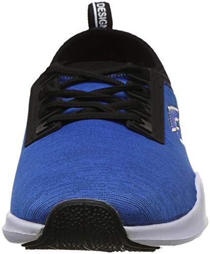 Uk Amerigo india 10 Blue Lotto black Men's Running Shoes 050q8fw
