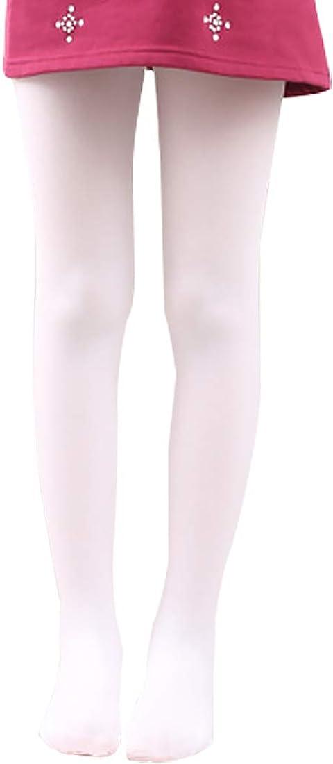 Andux Zone Calzamaglia da Danza Classica per Bambina Velvet Stretta Opaca in Microfibra Collant Calza da danza Classica LTWDW-01