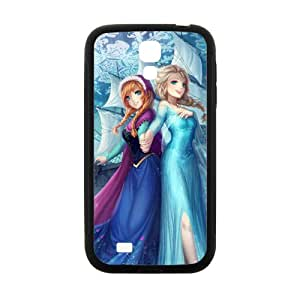 Frozen Princess Elsa and Anna Cell Phone Case for Samsung Galaxy S4