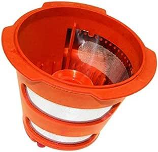 Moulinex Filtro hoja colador cesta naranja Licuadora ZU5008 Infiny ...