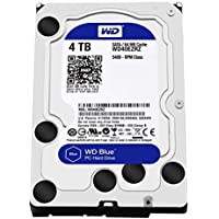 WD Blue 4TB 3,5'' SATA 6 Gb/s 64 MB 5400RPM