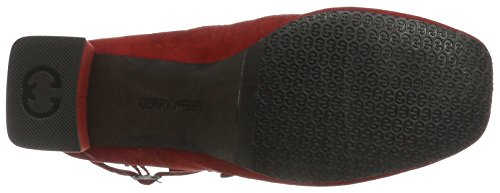 Weber Donna rot Rosso 03 Mary Jane Gerry Viktoria 48xHwfq11A