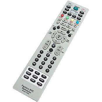 Amazon com: MKJ39170828 Replacement Service Remote Control