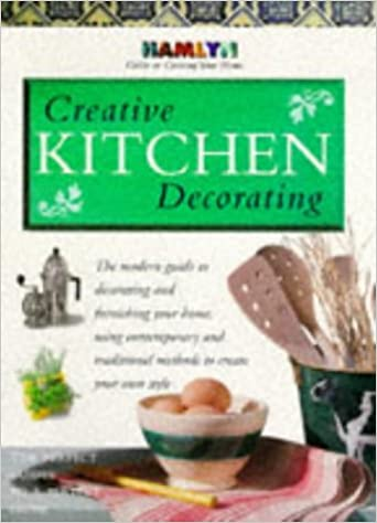 Book Creative Kitchen Decorating (Hamlyn Guide to Creating Your Home)