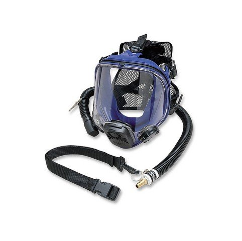 Allegro 9901 Full-Face Piece Mask Assembly for Supplied Air System by Allegro (Image #1)