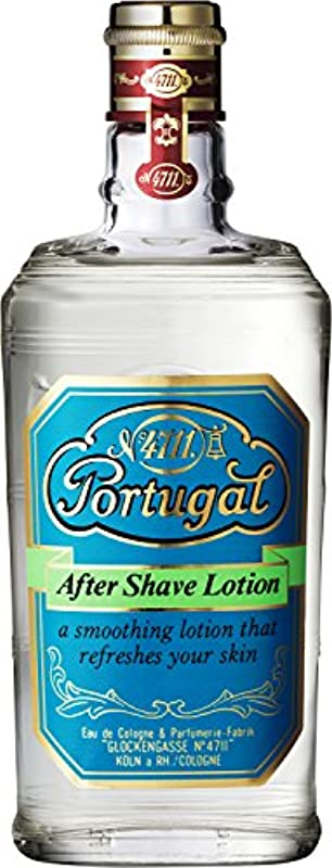 4711 Fortugal After Shave 로션 150ml (3개세트)