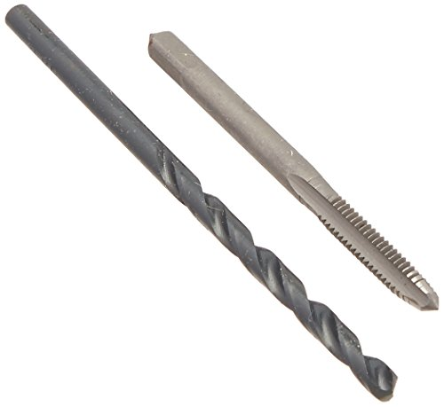 (Vermont American 21662 8-Inch 32 NC Number 29 High Carbon Steel Tap and Drill Bit Combo)